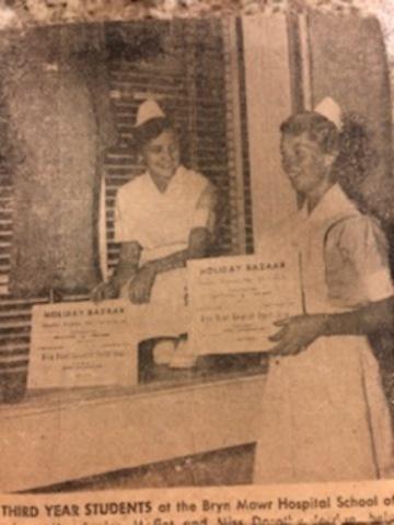 Attended nursing school