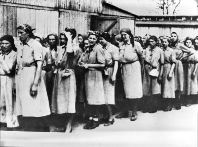 Women in Auschwitz