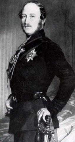 Queen Victoria's Husband Dies