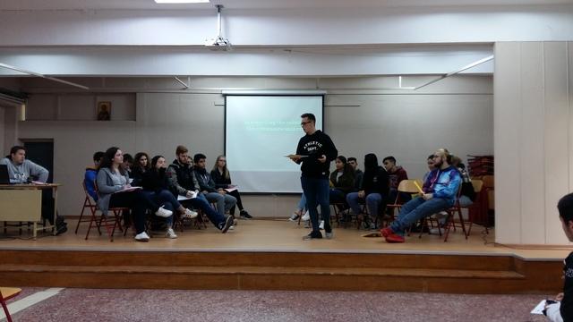 """5η ημέρα κινητικότητας στην Αθήνα """"Think Circular to prepare the future"""""""