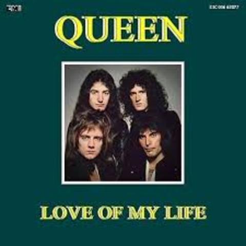 'Love of my Life'