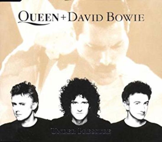 'Under Pressure' with David Bowie