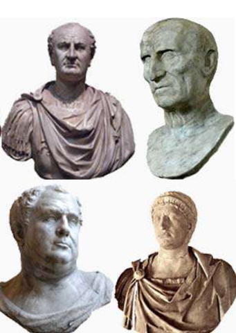 Год четырех императоров