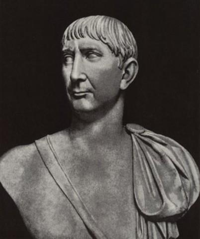 Траян (98 – 117 гг. н.э.)