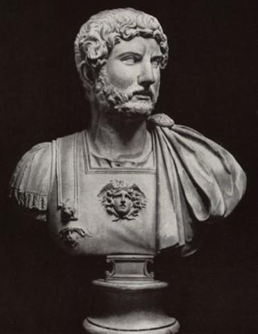 Адриан (117 – 138 гг. н.э.)