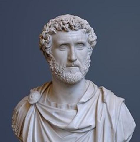 Антоний Пий (138 – 161 гг. н.э.)