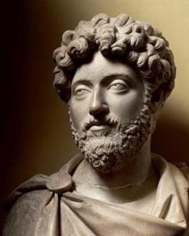 Марк Аврелий (161 – 180 гг. н.э.)