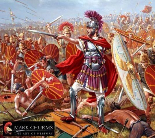 Готические войны (376-382 года н.э.)
