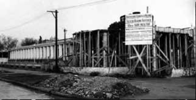 Construcción del Edificio Propio de la FRRe