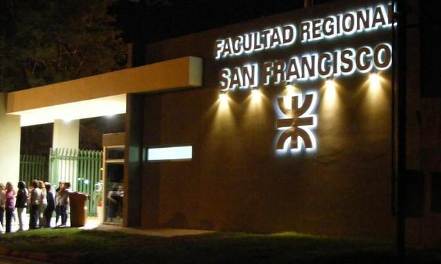 Abre sus puertas la FRSF (Facultad Regional San Francisco)