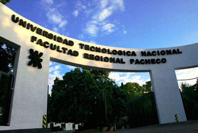 Abre sus puertas la FRGP (Facultad Regional General Pacheco)