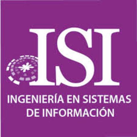 Consolidación de una Nueva Disciplina ISI (FRRe)