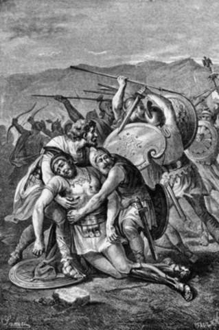 Défaite de Spartacus