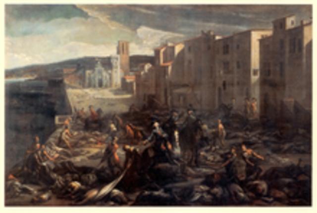 Gran plaga de Marsella