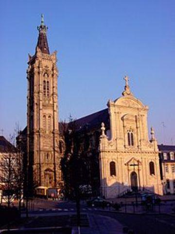 Finaliza el Congreso de Cambrai entre las principales potencias europeas.