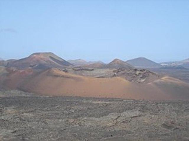 Timanfaya entra en erupción