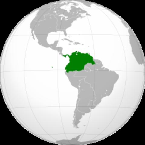 Virreinato de Nueva Granada.