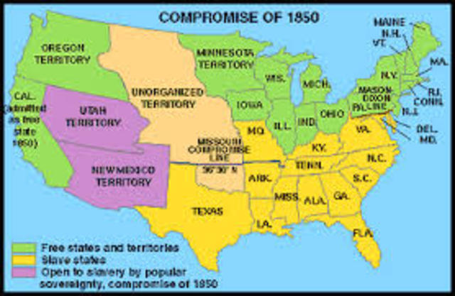 Compromise of 1850