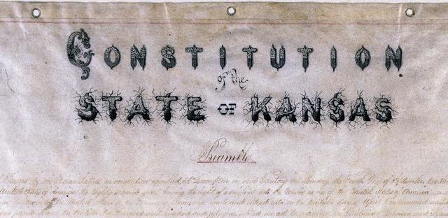 Lecompton Constitution