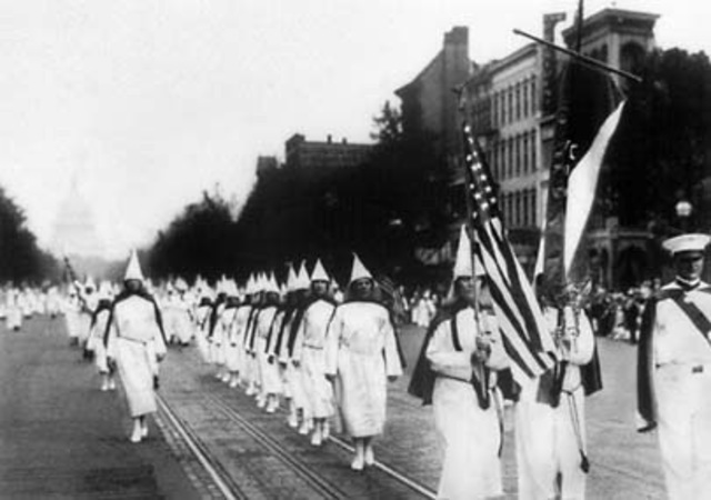 Reemergence of KKK
