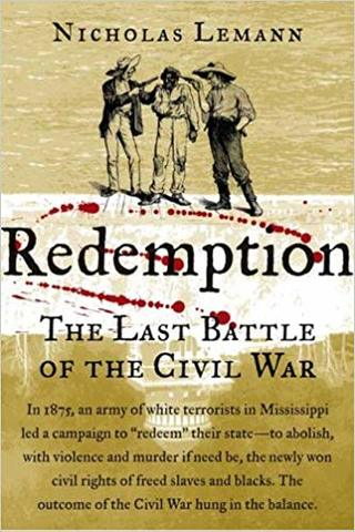 """Period of """"Redemption"""" after the Civil War."""