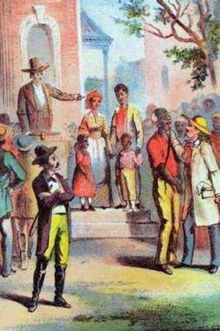 Harriet Beecher Stowe Published Uncle Tom's Cabin
