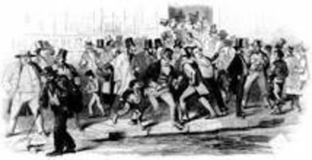 Panic of 1857