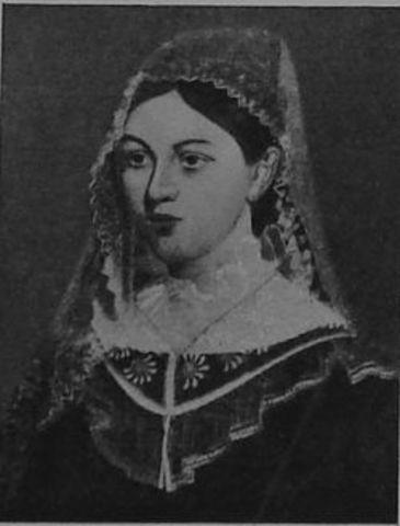 Peter I marries Eudoxia Lopukhina