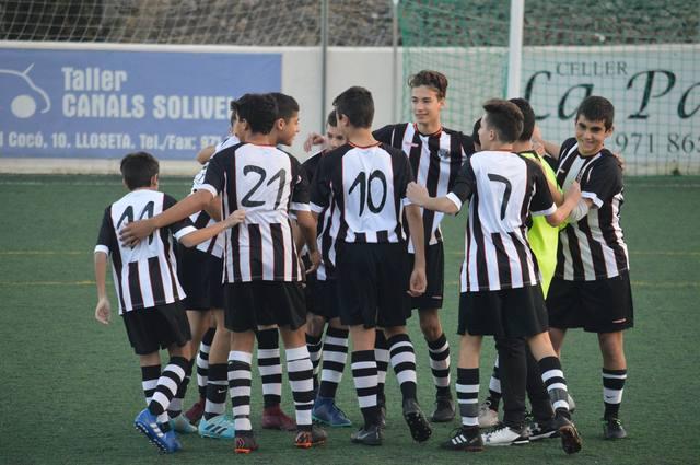 Torneo Mancor. CD Cide 3 - UDPNDNT 0. Cardessar 1 - UDPDNT 1