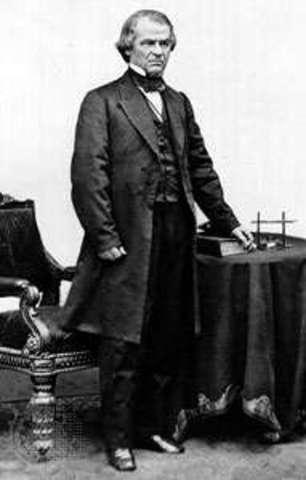 Andrew Jackson Impeached