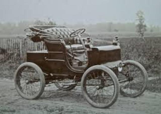 Creation of the steering wheel