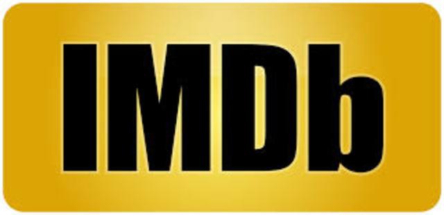 Se crea la compañía IMDb