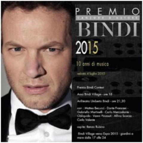 Premio Bindi 2015