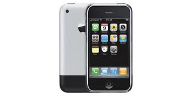 Apple lanza el iPhone