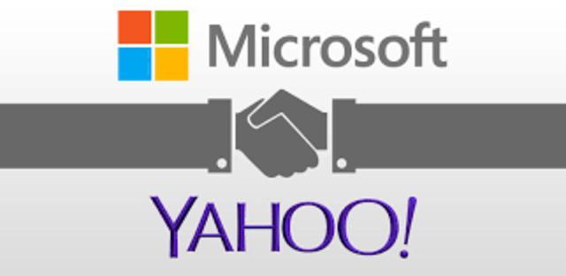 Oferta de Microsoft por Yahoo!
