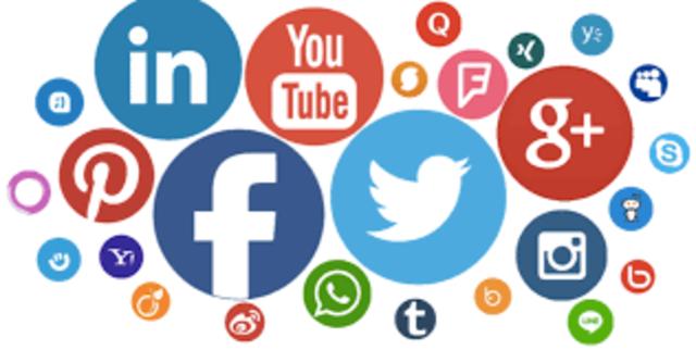 3.196 millones usuarios de redes sociales