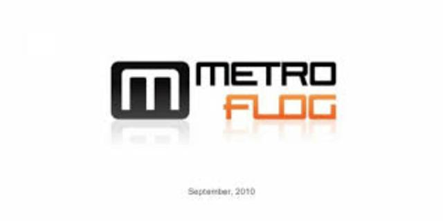 Nace MetroFlog