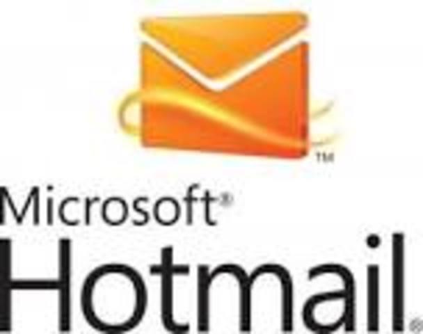 Microsoft compra Hotmail