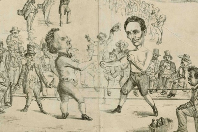 Lincoln -Douglas debates