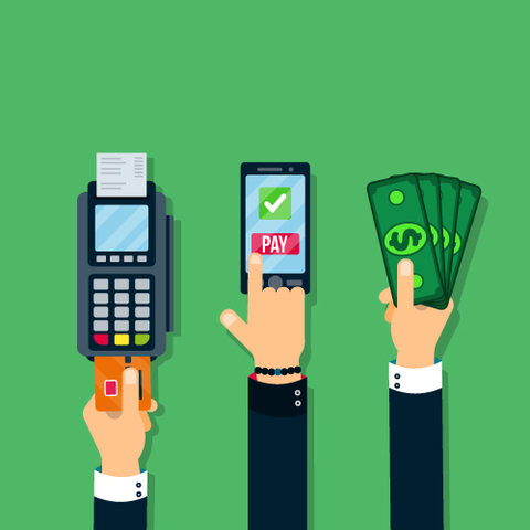 Métodos de pago alternativos