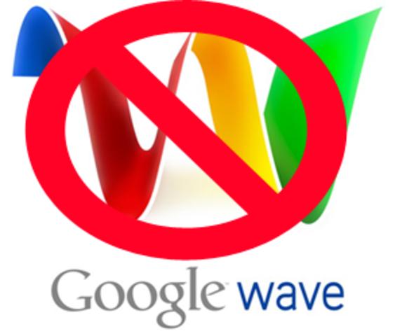 Google Wave desaparece