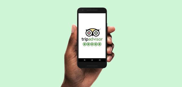 Tripadvisor es reconocido como el sitio de viajes más utilizado y confiable