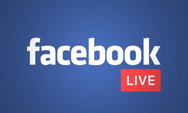 Facebook Live, vídeos en directo