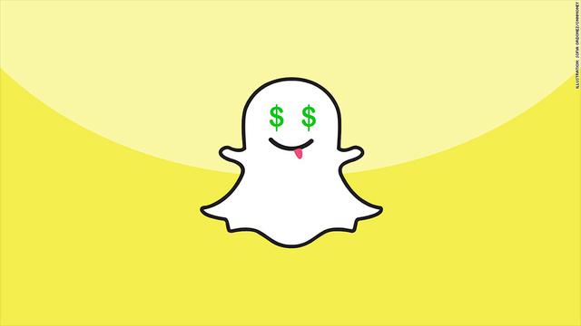 Snapchat supera las expectativas tras lanzar OPI