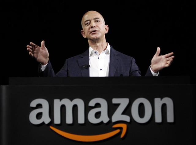 El fundador de Amazon, Jeff Bezos, se convierte en la persona más rica del mundo