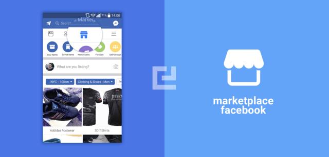 Facebook lanza Marketplace, la competencia de Wallapop