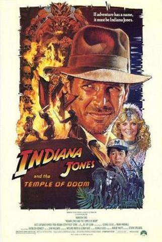 The Temple of Doom and Gremlins