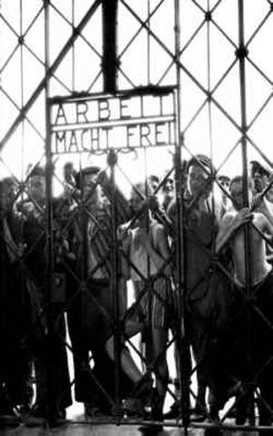 Vladek is sent to Dachau