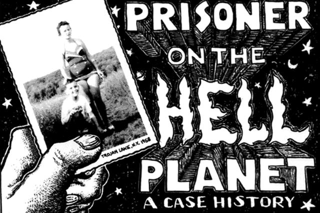 Art writes Prisoner on the Hell Planet