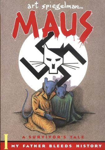 Maus Part I is published